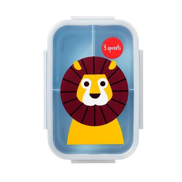3 Sprouts - Bento Box - Blue Lion