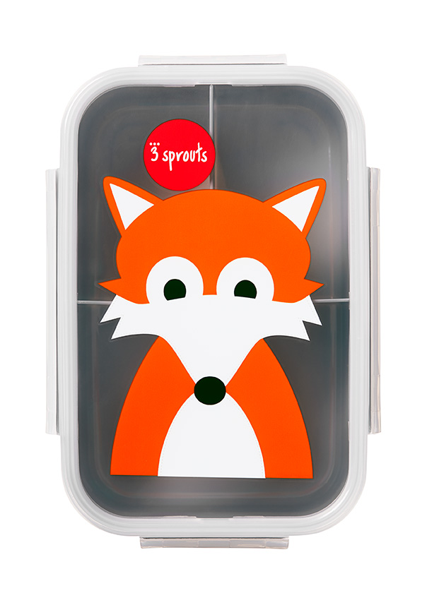 Bilde av 3 Sprouts - Bento Box - Gray Fox