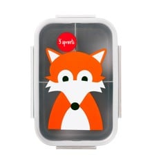 3 Sprouts - Bento Box - Gray Fox