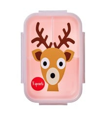 3 Sprouts - Bento Box - Pink Deer