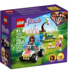 LEGO Friends - Dyrlægeklinikkens redningsbuggy (41442)