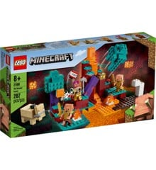 LEGO Minecraft - The Warped Forest (21168)