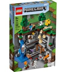 LEGO Minecraft - The First Adventure (21169)
