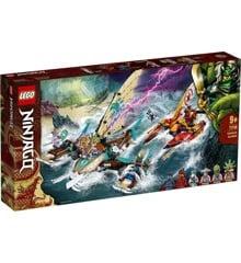 LEGO Ninjago - Katamarankamp til havs (71748)