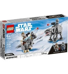 LEGO Star Wars - AT-AT™ vs. Tauntaun™ Microfighters (75298)