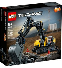 LEGO Technic - Heavy-Duty Excavator (42121)