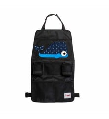 3 Sprouts - Backseat Organizer - Blue Whale