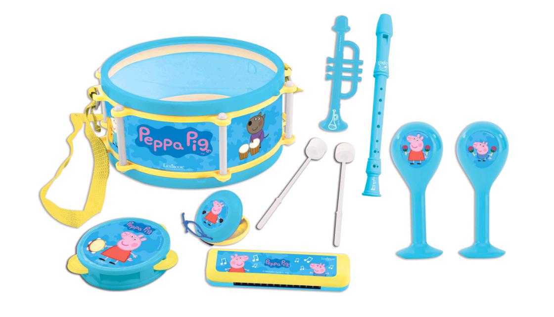 Peppa Pig - Music set 7-in-1 (90061)