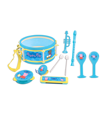 Peppa Pig - Music set 7-in-1 (90061)