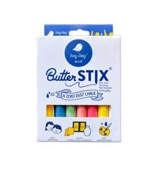 Jaq Jaq Bird - ButterStix  Colors, 12 pc (J-BSC-HOL19)