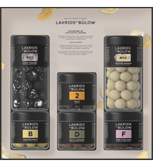 Lakrids By Bülow - ​Large Black Box Egg Edition 1115 g