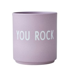 Design Letters - Favourite Cup - You Rock
