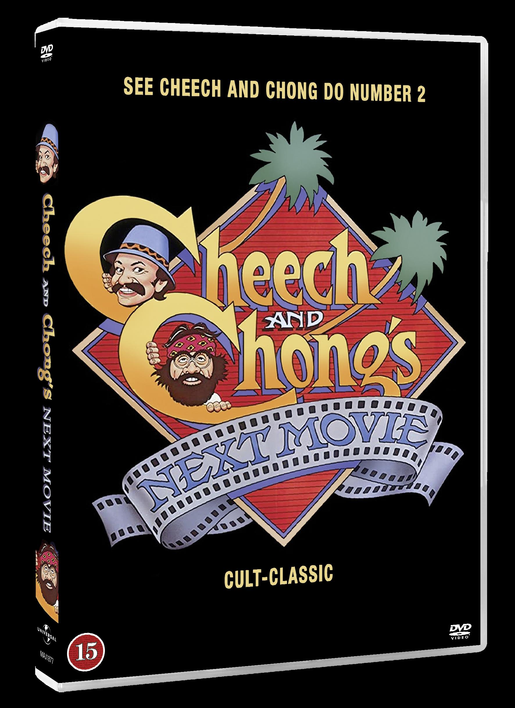 Cheech And Chong's Next Movie