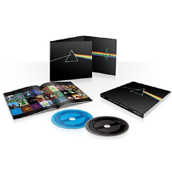 The Dark Side of the Moon (2 CD)