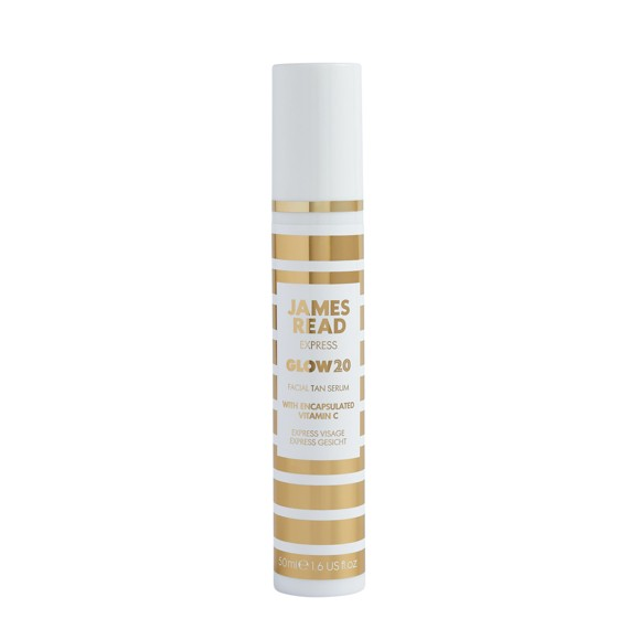 James Read - Glow 20 Facial Tan Serum 50 ml