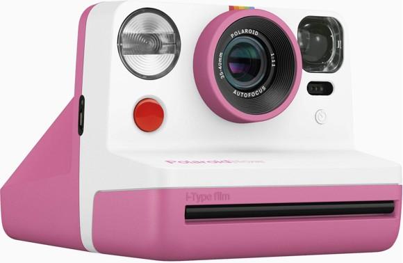 Polaroid - Now Point & Shoot Camera - Pink