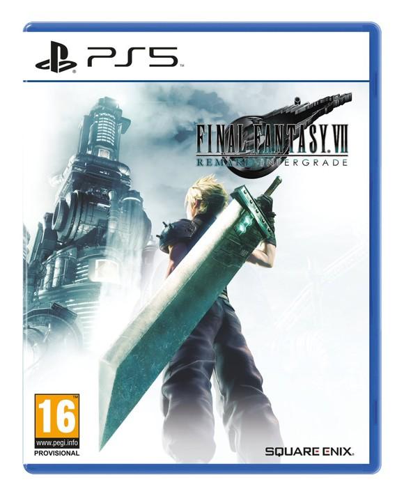 Final Fantasy VII (7) - Remake Intergrade