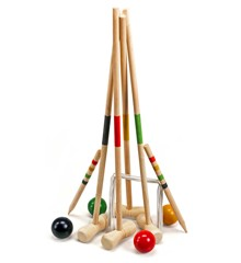 Croquet, 4 persons (24213)