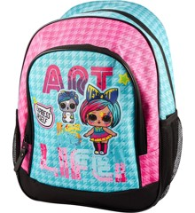 L.O.L Surprise - School Backpack 10 L - Art Life (080809240-B)
