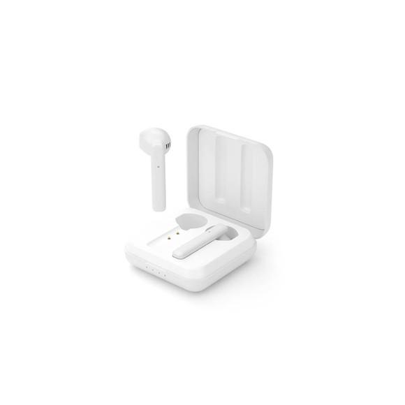 Ledwood - Hubble TWS True Wireless Earphones - White