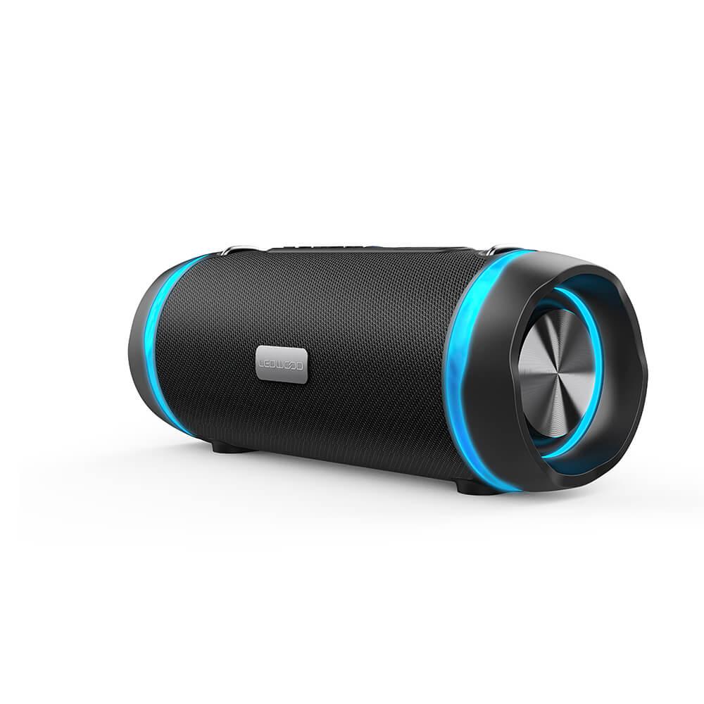 Ledwood - XTREM240 Bluetooth/FM Wireless Portable Speaker IPX5 Waterproof