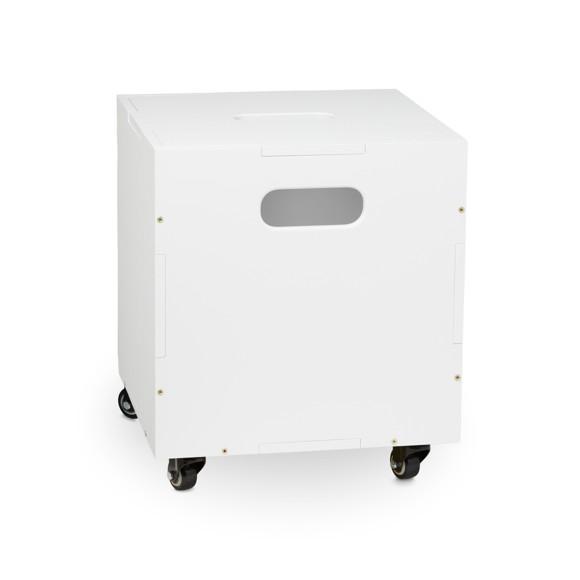 Nofred - Cube Storage - White