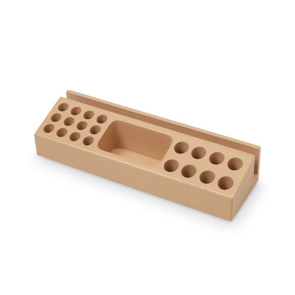 Nofred - Wooden Penholder - Sand