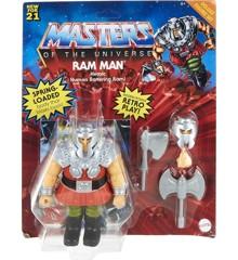 Masters Of The Universe - Origins 14 cm Deluxe Figur - Ram Man (GVL78)