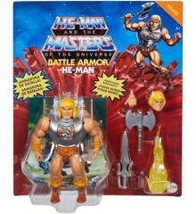 Masters Of The Universe - Origins 14 cm Deluxe Figure - He-Man (GVL76)