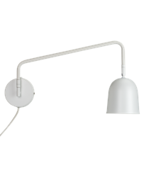 Dyberg-Larsen - Manchester Wall Lamp - White (7108)