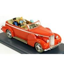 Taxi Cadillac V8 (Tintin i Tibet)