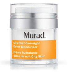 Murad - City Skin Overnight Detox Moisturizer Natcreme 50 ml