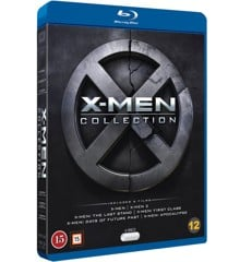 X-men 10 movie collection  - Blu Ray