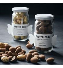 Nicolas Vahé - Påskeæg Straciatella Almonds + Påskeæg Dusted Covered Almonds