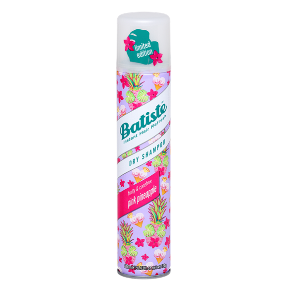 Batiste - Dry Shampoo Pink Pineapple 200 ml