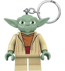 LEGO - Keychain w/LED Star Wars - Yoda (507718)