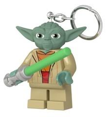 LEGO - Keychain w/LED Star Wars - Yoda (520779)