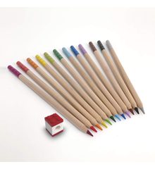 LEGO Stationery - 12 Color Pencils (52064)