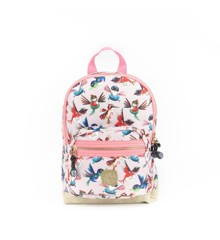 Pick & Pack - Small Backpack 7 L - Birds Dusty Pink (515936)