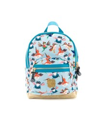 Pick & Pack - Small Backpack 7 L - Birds Dusty Blue (515943)