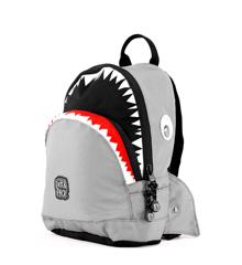 Pick & Pack - Shark Shape Backpack 7 L - Grey (677191)