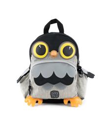 Pick & Pack - Owl Shape Backpack 7 L - Grey (677610)