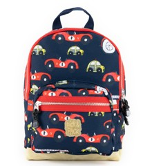 Pick & Pack - Small Backpack 7 L - Cars Navy (515455)