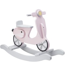 Kids Concept - Gynge scooter, Lys pink (1000159)