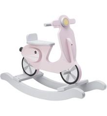 Kids Concept - Rocking scooter, Light pink (1000159)