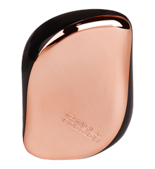 Tangle Teezer - Compact - Rose Gold Black