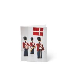 Kay Bojesen - 3 x Kort A6 Garder 3 Forskellige