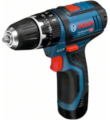 Bosch Professional - GSB 12V-15 - Cordless Combi Drill  - Solo
