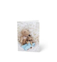 Kay Bojesen - 3 x Card A6 Aber Baptism - Light Blue