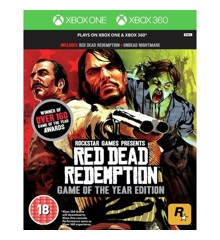 Red Dead Redemption Game of the Year (Classics) (XONE/X360)